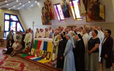 Zebranie Papieskich Dzieł Misyjnych oraz innych środowisk misyjnych w Polsce