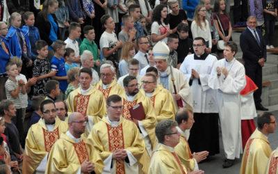 Biskup zainaugurował nowy rok formacyjny