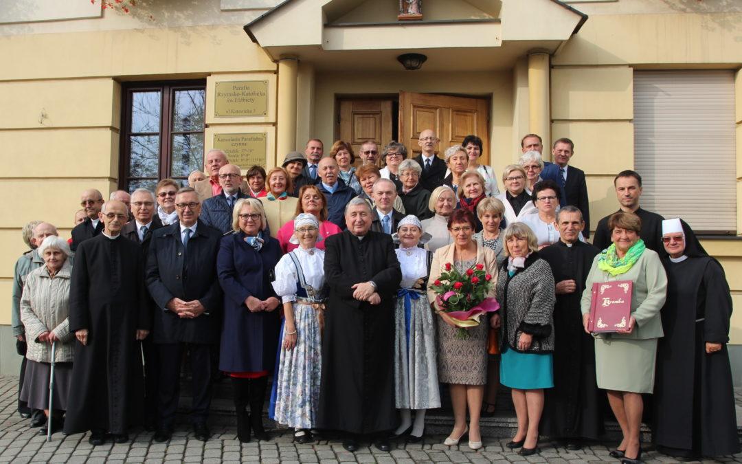 20-lecie Akcji Katolickiej w naszej parafii