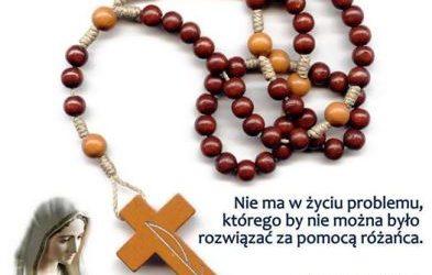 Nabożeństwa Różańcowe – PAŹDZIERNIK 2020