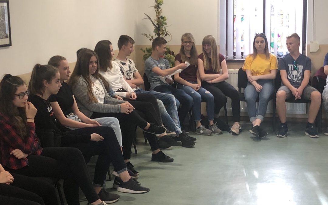 Dzień ewangelizacyjny dla młodzieży