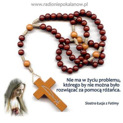 Modlitwa Różańcowa CODZIENNIE o 20.30