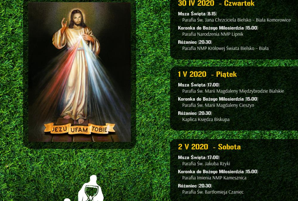 Duchowe pielgrzymowanie do Łagiewnik
