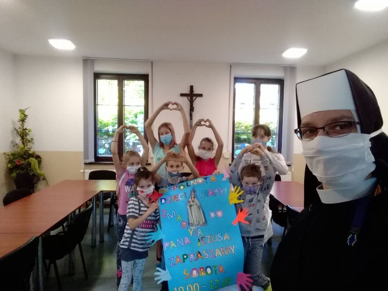 Wspólnota Dzieci Maryi zaprasza!