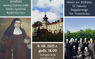 Jubileusz 400-lecia istnienia Sióstr Elżbietanek